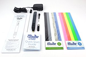 3Doodler Create 3D Pen With 50 Plastic Strands