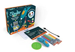 3Doodler Start Essentials Pen Set + Multi-Shape DoodleBlock