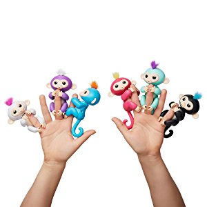 Fingerlings - Interactive Baby Monkey