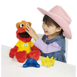 Sesame Street Let's Imagine Elmo