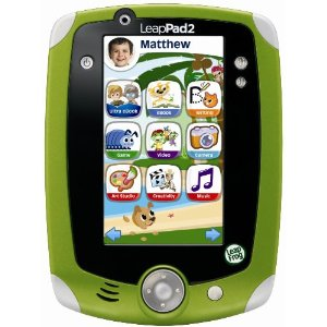 LeapFrog LeapPad2 Explorer Learning Tablet