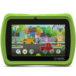LeapFrog LeapPad Epic Kids Learning Tablet