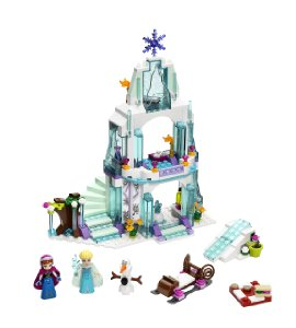 Disney Princess Elsa's Ice Castle
