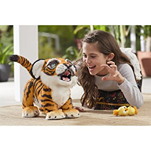 FurReal Friends furReal Roarin' Tyler The Playful Tiger